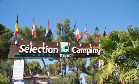 All the services of Selection Camping
