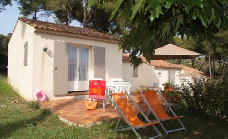 Gîte 3 pers Pramousquier <br>3 persons